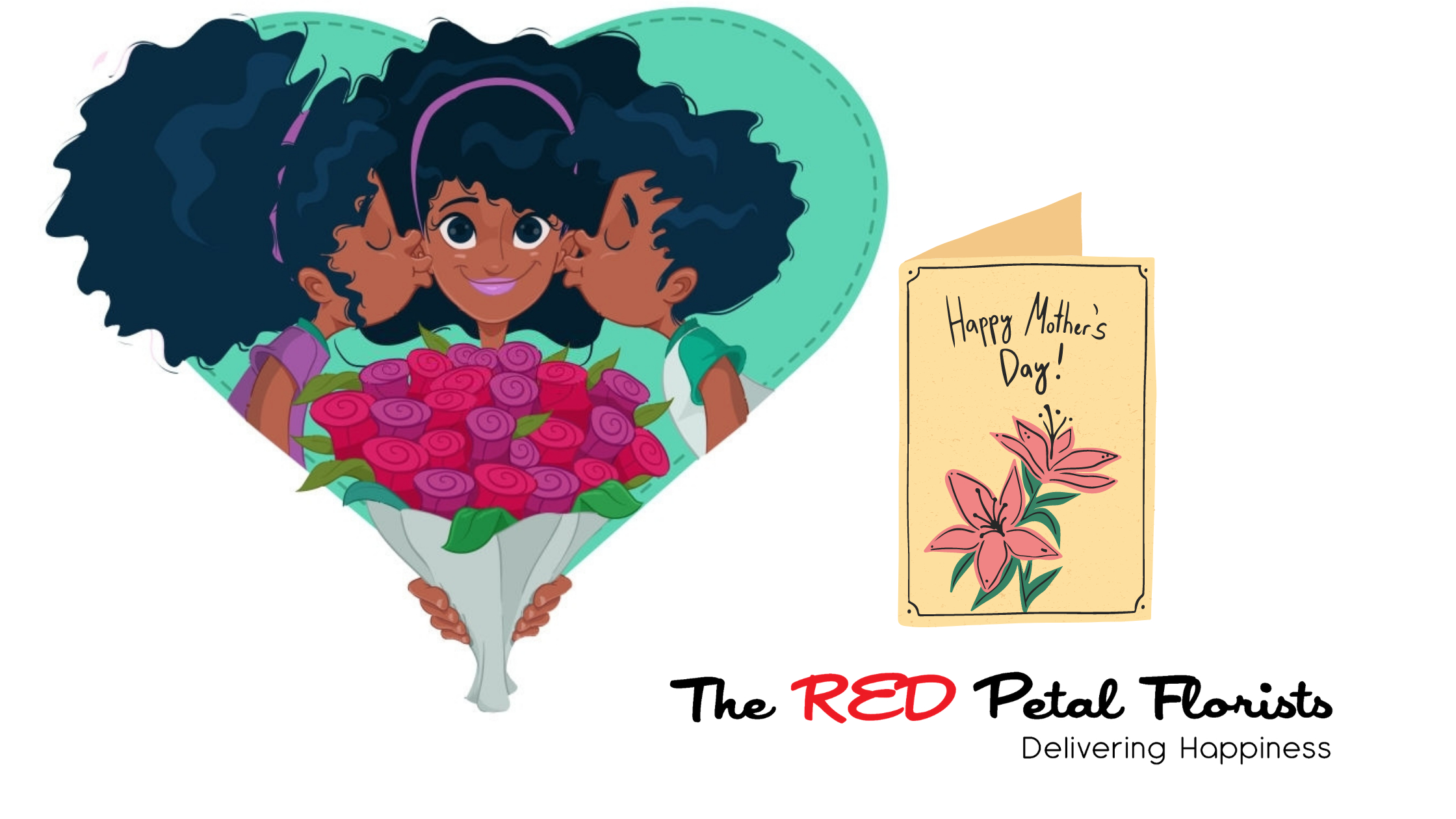 mothers day flowers In Nairobi