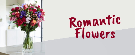 Red Petal romantic flowers